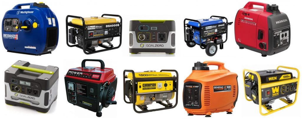 portable generator buying guide