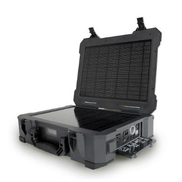 top rated portable solar generator