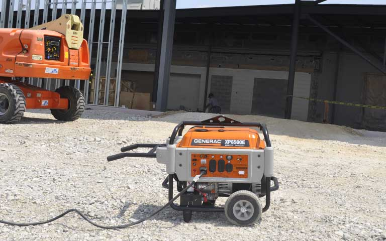 what is a portable generator