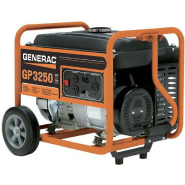 Generac Portable Generator advantages