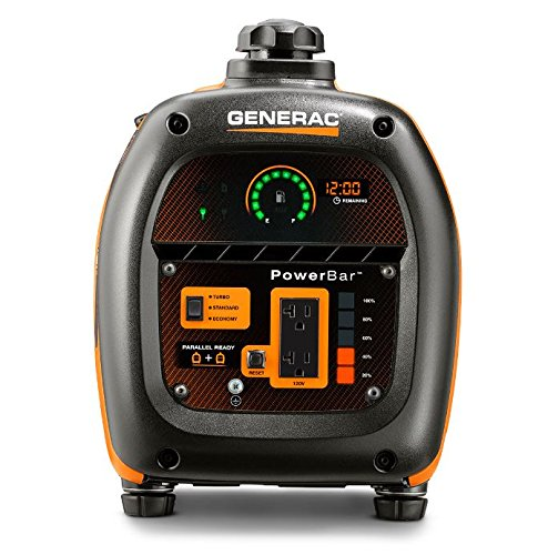 Generac iQ2000 features