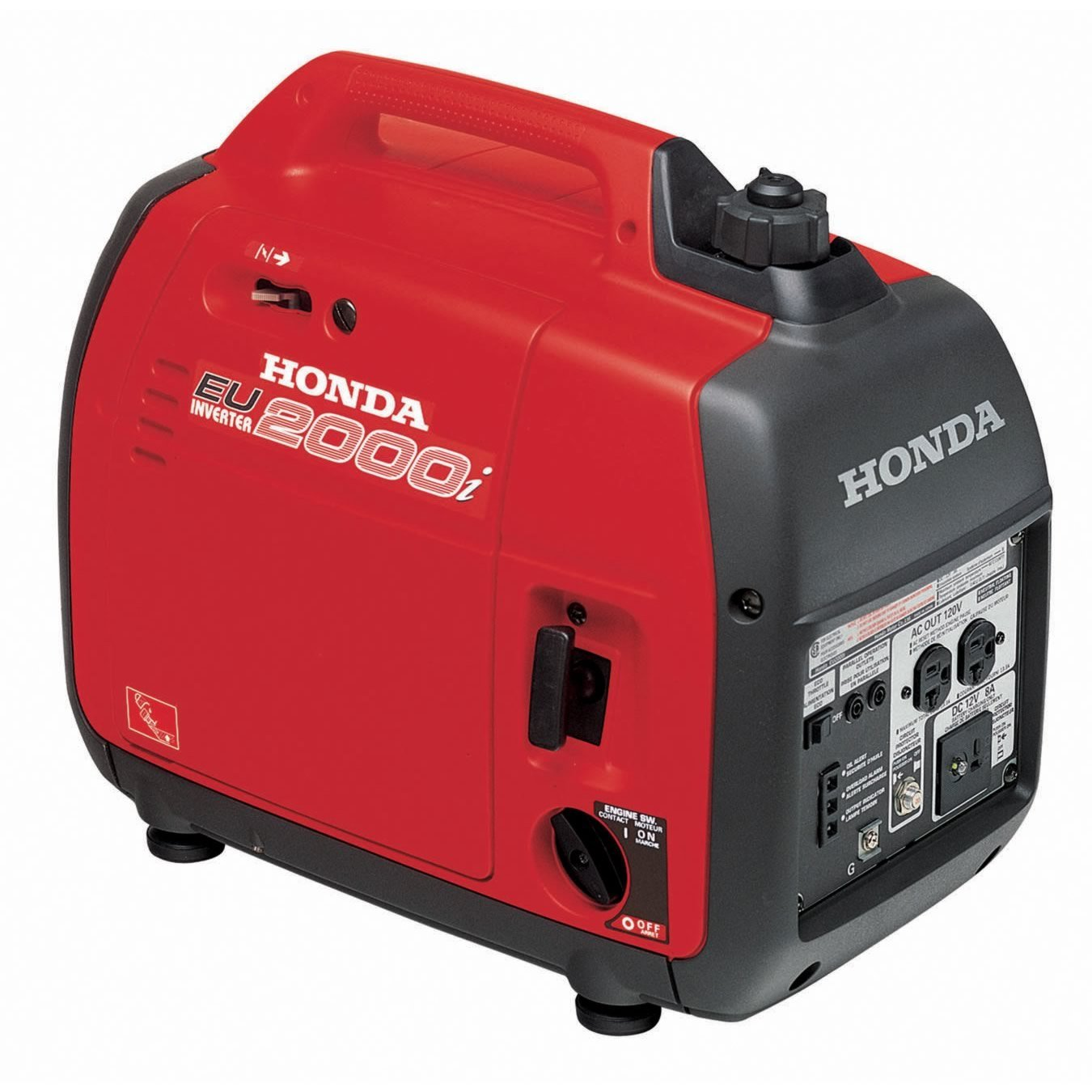 Honda EU20001 Review