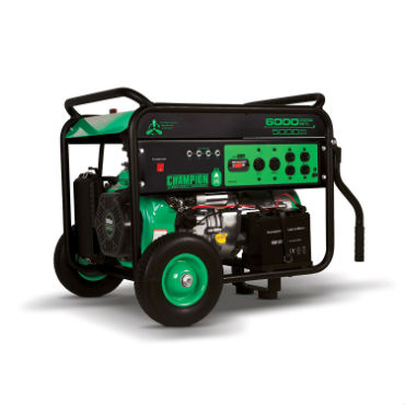 best rated dual fuel portable generators