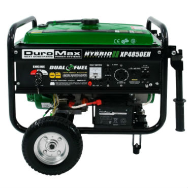 dual fuel portable generators reviews