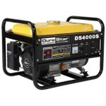 portable natural gas generator