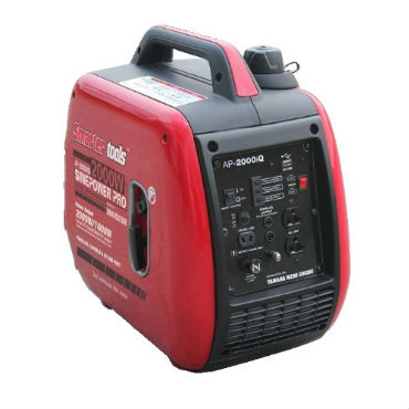 top 2000 watt generators
