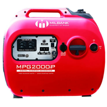 Milbank MPG2000IP generator inverter
