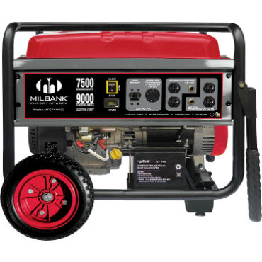 milbank generator reviews