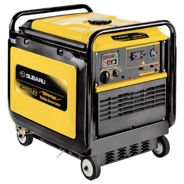 subaru portable generators comparison