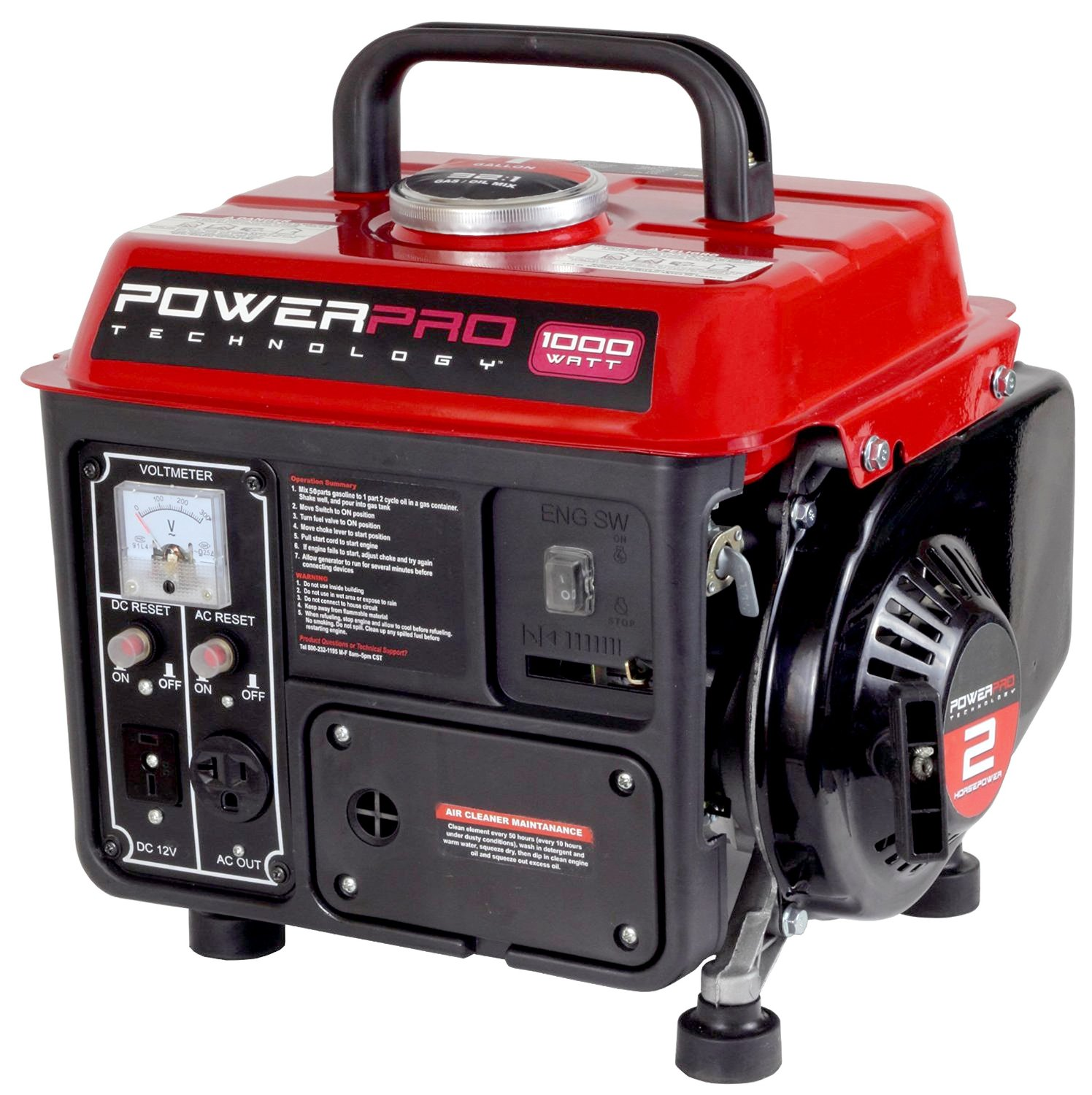 What Is The Smallest Portable Generator Yamaha Ef1000is Inverter Technical Specs And Wiring Diagram Powerpro 56101 Review Generators Main Features